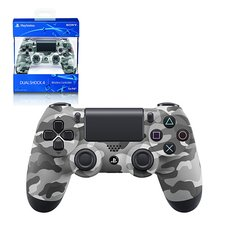 Sony Wireless DualShock 4 New Urban Camo Controller (PS4)