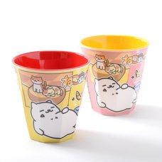 Neko Atsume Melamine Cups Ver. 2