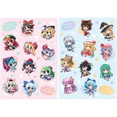Touhou Project Chibi Clear File Collection