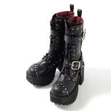 YOSUKE U.S.A Mid-Calf Boots