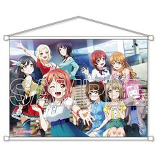 Love Live! Nijigasaki Academy School Idol Club B2-Size Tapestry