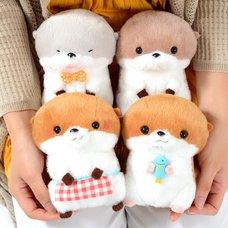 Kawauso no Kotsume-chan Home Party Otter Plush Collection (Standard)