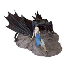 Game of Thrones: Daenerys & Drogon Statuette