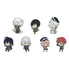 Touken Ranbu -Online- Rubber Strap Collection Awataguchi Vol. 2