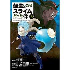 Tensei Shitara Slime Datta Ken Vol. 5