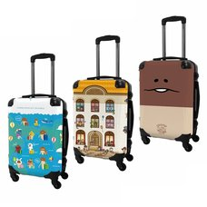 Touch Detective Nameko Saibai Kit Art Suitcase
