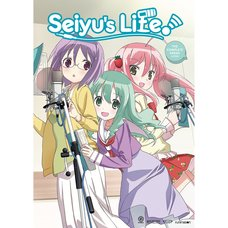 Seiyu's Life! The Complete Series DVD (Subtitles Only)