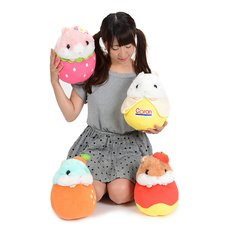 Coroham Coron Fruits Vol. 2 Hamster Plush Collection (Jumbo)