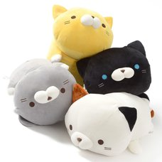 Sasurai no Tabineco Mikemura-san Marshmallow Plush Collection