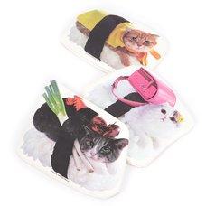 Neko-Sushi Pouches