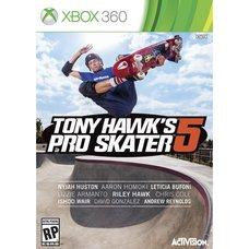 Tony Hawk's Pro Skater 5 (Xbox 360)