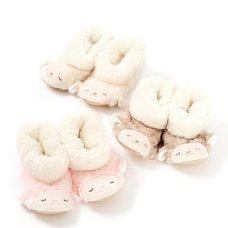 Hitsuji no Maple Bootie Slippers