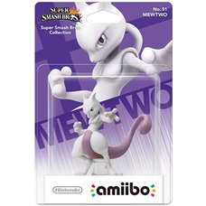 Mewtwo amiibo | Super Smash Bros.