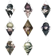 Danganronpa V3: Killing Harmony Fragments of Hope Acrylic Badge Collection Ver. 1