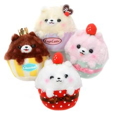 Pometan Cupcake Dog Plush Collection (Standard)