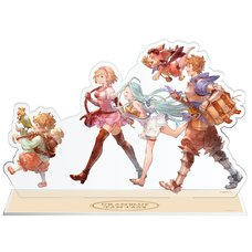 Granblue Fantasy Summer Fes 2018 Acrylic Stand Panel