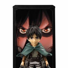 Tamashii Buddies Eren Yeager | Attack on Titan