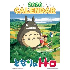 My Neighbor Totoro 2020 Calendar
