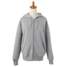 Danboard Embroidered Gray Sweater