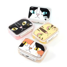Cat Square Lunch Boxes