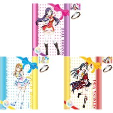Love Live! Series 9th Anniversary Memorial Goods Matching Set Vol. 7