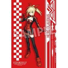 TYPE-MOON Racing Fate 15th Anniversary Edition Nero Claudius (Suit Ver.) Big Towel