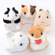 Coroham Coron no Otomodachi Hamster Plush Collection (Standard)