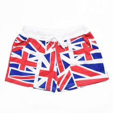 ACDC RAG Union Jack Shorts