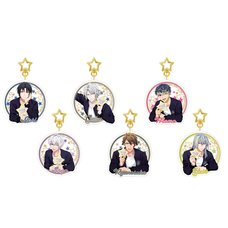 IDOLiSH 7 Fan Festival Vol. 4 Welcome! Ai na Night! Acrylic Keychain Box Set