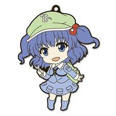 Nendoroid Plus: Touhou Project Nitori Kawashiro Rubber Strap Ver. 8