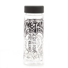 Hatsune Miku Metal Edition Clear Bottle
