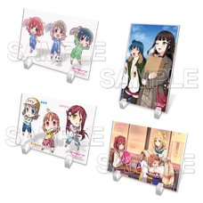 Love Live! Sunshine!! Aqours Acrylic Plate Collection