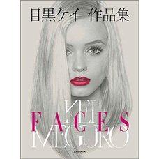 Kei Meguro Artworks: Kei Meguro Faces