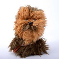 Classic Star Wars Super-Deformed Chewbacca Plush