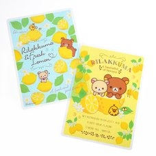 Rilakkuma A Basketful of Lemons Pencil Board