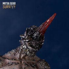 Metal Gear Survive Wanderer 1/6 Scale Statue