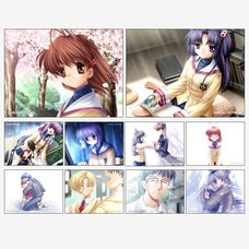 Clannad Mini Art Board Collection