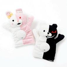 Monokuma & Monomi Puppets   Danganronpa 2: Goodbye Despair