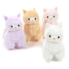 Alpacasso Saddle Alpaca Plush Collection (Standard)