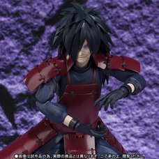 S.H.Figuarts Naruto: Madara Uchiha