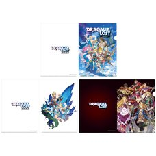 Dragalia Lost Clear Folder Collection