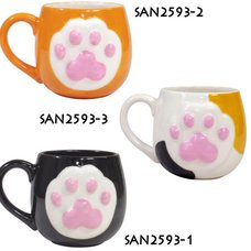 Cat Paw Mug Collection