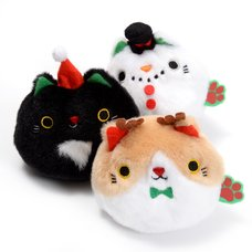 Christmas Neko-dango