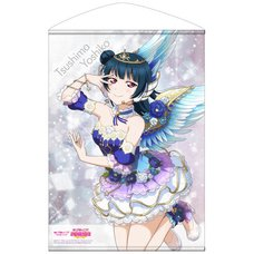 Love Live! Sunshine!! Yoshiko Tsushima: Angel Edition B2-Size Wall Scroll
