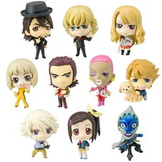 Tiger & Bunny Off Shot Edition Deform Master Petite Box