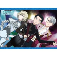 Yuri!!! on Ice Group Premium Wall Scroll