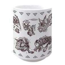 Monster Hunter: World Japanese-style Tea Cup