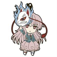 Nendoroid Plus: Touhou Project Kokoro Hatano Rubber Strap Ver. 8