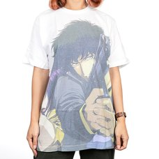 Cowboy Bebop Faye & Spike Men's Sublimation T-Shirt