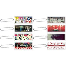 Kagerou Project Sidu Artworks Kagerou Days Ver. Acrylic Block Keychain Collection